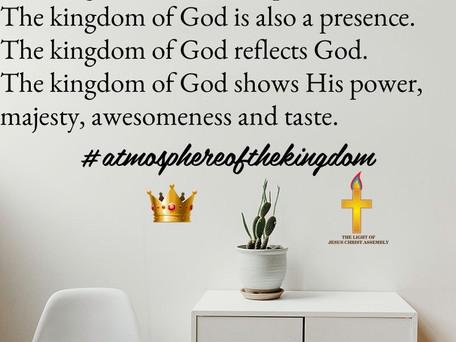 #kingdompresence
