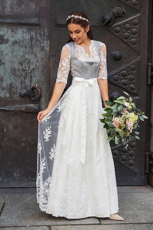 Brautdirndl Carla (Größe 36)