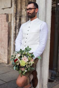 Hochzeitsgilet Franz