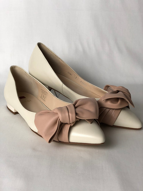 Högl Ballerina ivory/nude