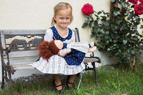 Kinderdirndl Greta Größe 98