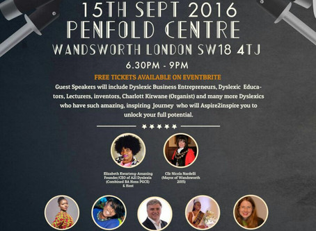 A2i Speakers Event 2016