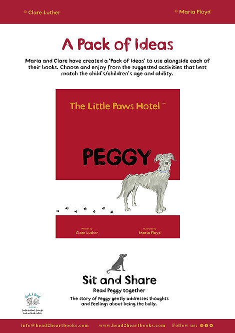 A Pack Of Ideas - Peggy