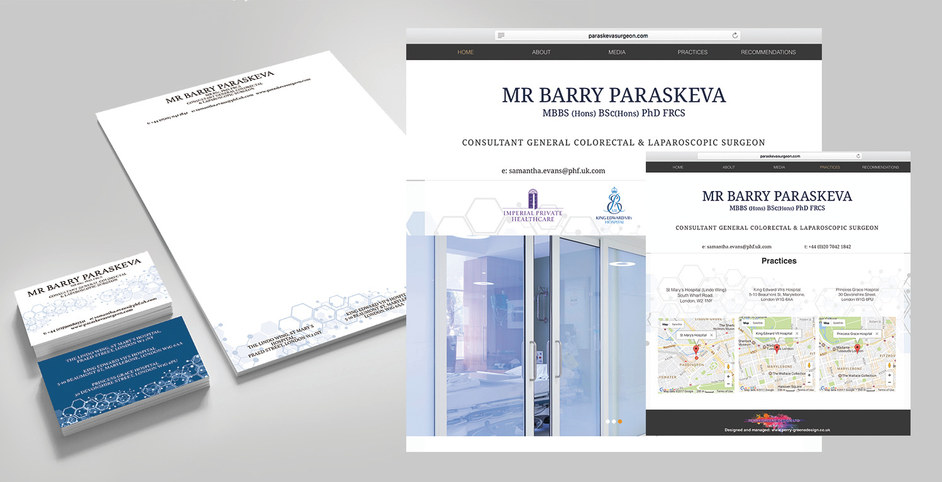 BARRY PARASKEVA SURGEON