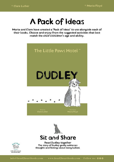 A Pack Of Ideas - Dudley