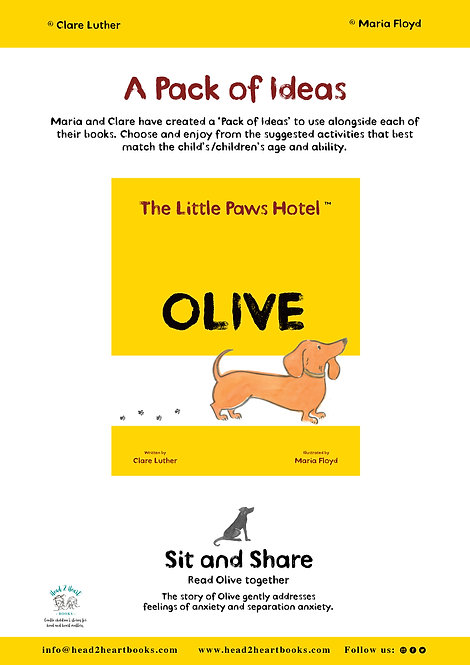 A Pack Of Ideas - Olive