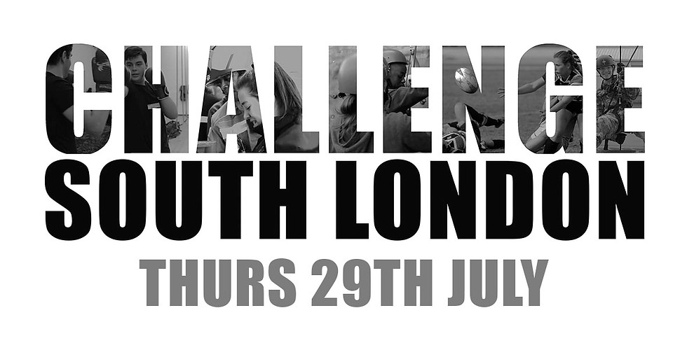 Challenge South London - Thursday 29th July