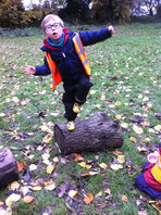 Developing coordination and balance