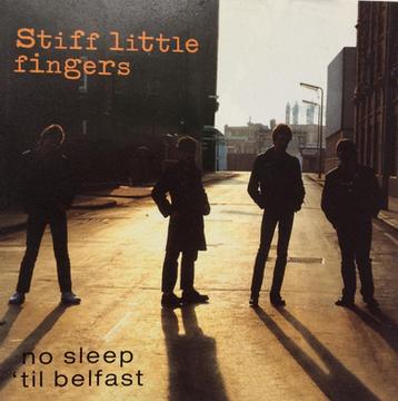 Stiff Little Fingers CD