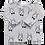 Thumbnail: RAGLAN TOP - Short or Long Sleeves