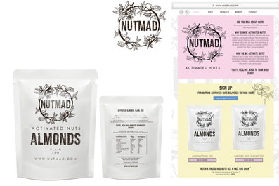 NUTMAD - ACTIVATED NUTS