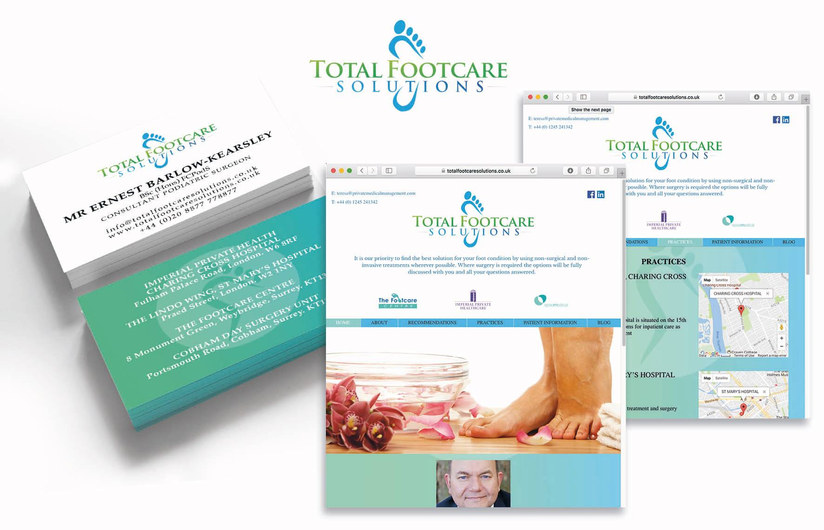 TOTAL FOOTCARE SOLUTIONS