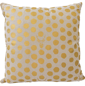 The Golden Stag Cushion