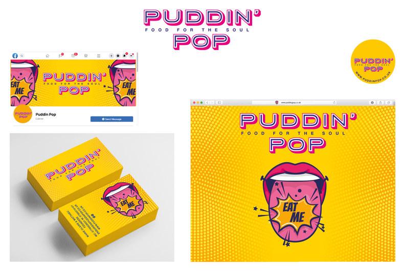 PUDDIN' POP