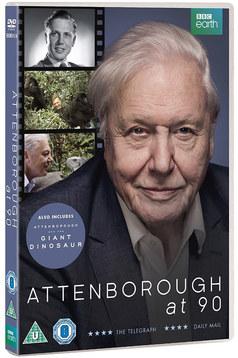 David Attenborough DVD & marketing design