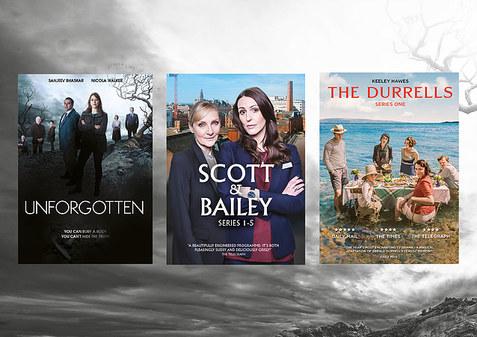 ITV DVD & marketing design
