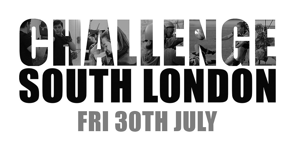 Challenge South London - Friday 30th July