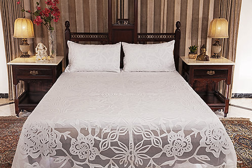 Mangal Bougainvillea Bed Cover