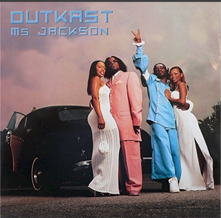 Outkast ms Jackson single