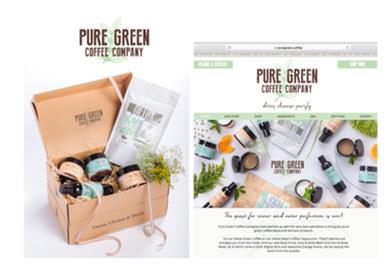 PURE GREEN COFFEE COMPANY