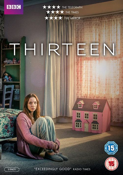 Thirteen designed for POS and DVD