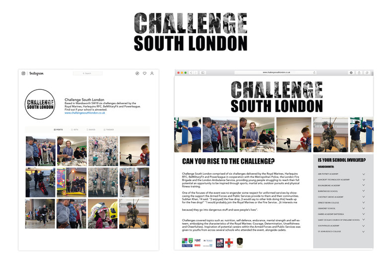 Challenge South London campaign