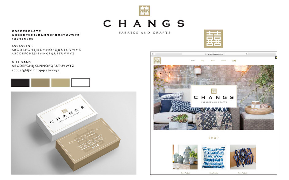 CHANGS FABRICS & CRAFTS