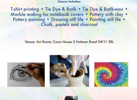Children & Adults Arts & Craft Aug 2017