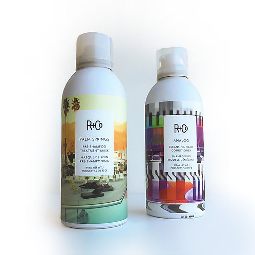 Ultra Conditioned Hair Combo