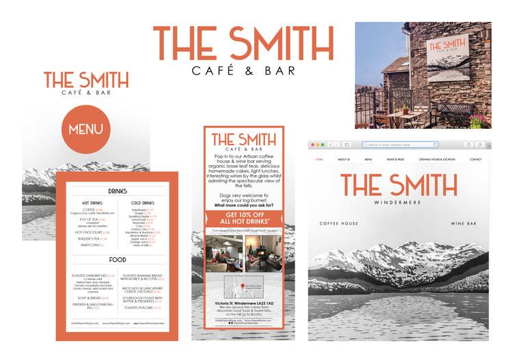THE SMITH CAFE & BAR
