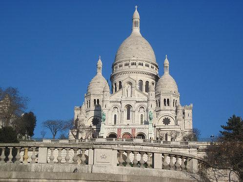 Montmartre - tasting & lunch