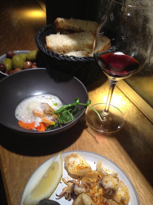 Saint-Germain-des-Prés - tasting & lunch