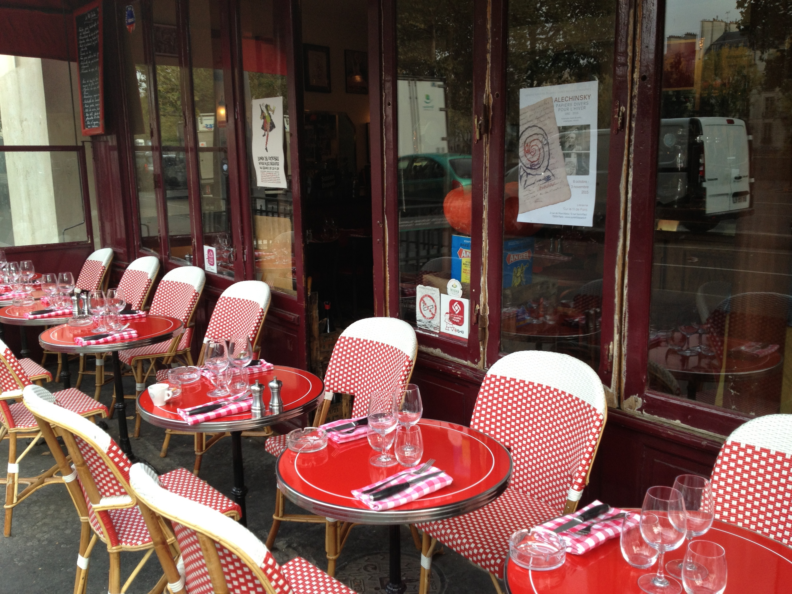 Paris Wine - Winebars