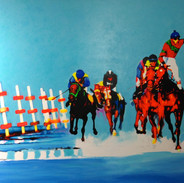 Making of Blue Race 2