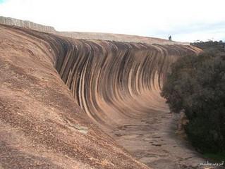 موجة الصخرة