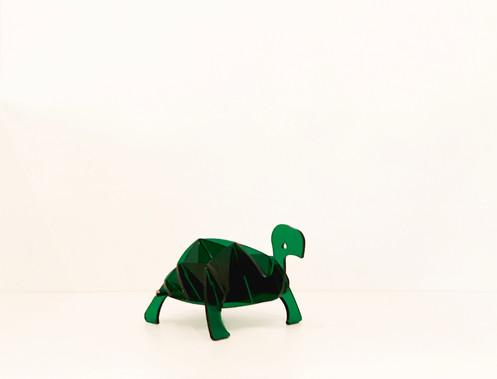 Photo Du0027une Tortue En Plexiglas, Objet Design Pour La Décoration Et  Fabriqué à