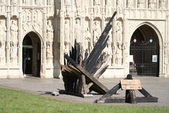 Hope and Renewal, Exeter Cathedral Green