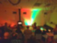 Martine Waltier Meinart musician acoustic pop-up gig studio community event