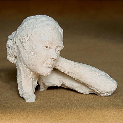 Sculpt a head, 2nd-3rd Dec