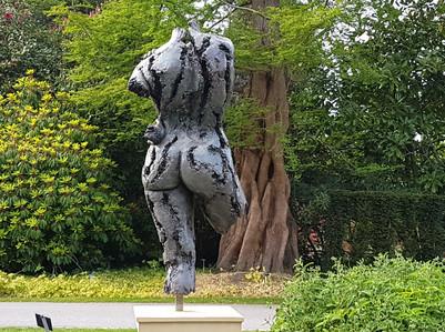 Persephone, bronze, Sir Harold Hillier Gardens