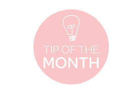 APRIL - TIP OF THE MONTH! Perfection....