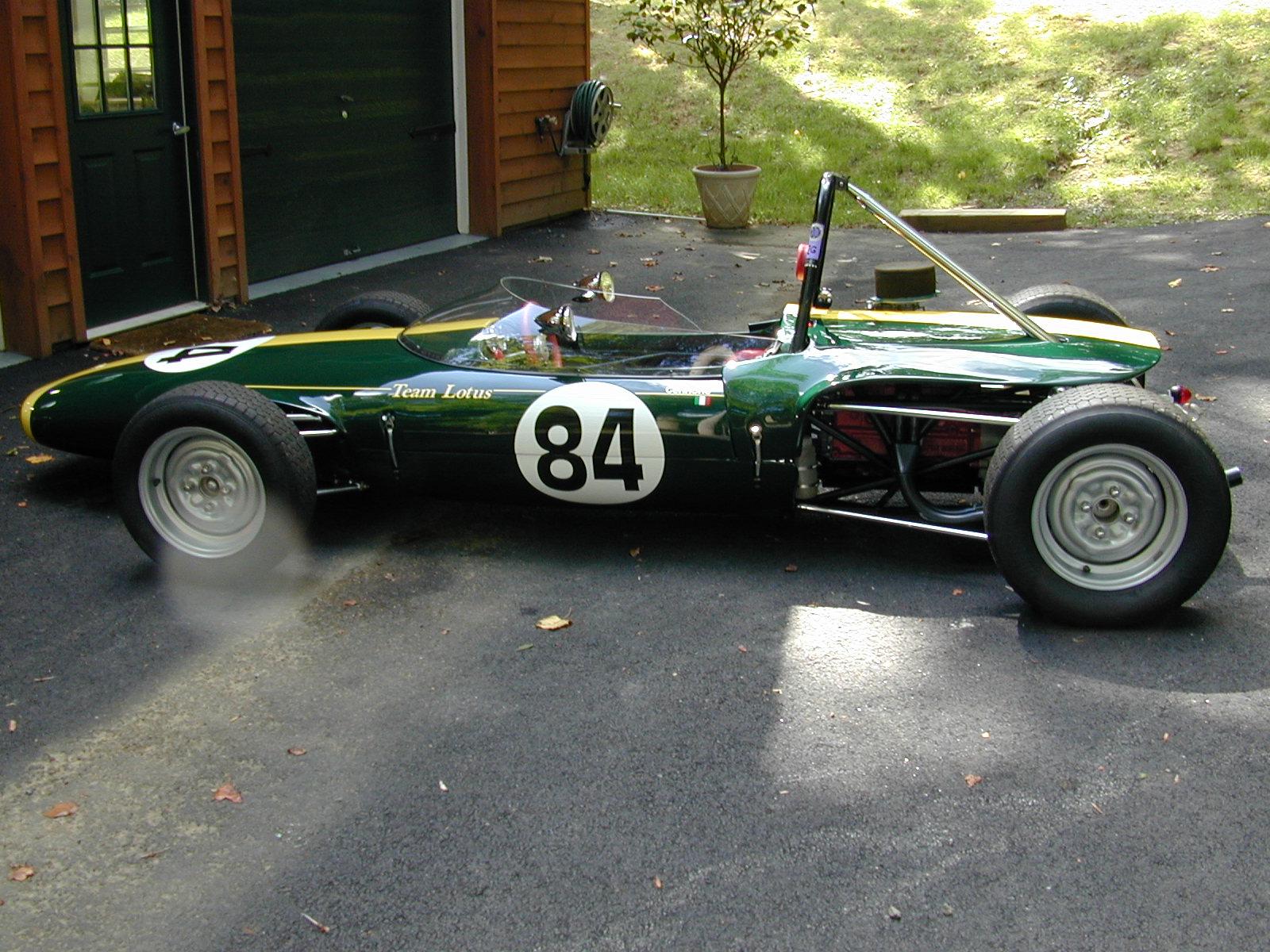 Lotus 51A Formula Ford