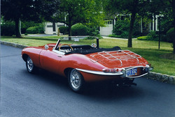 1966 Jaguar E-type Series 1.5