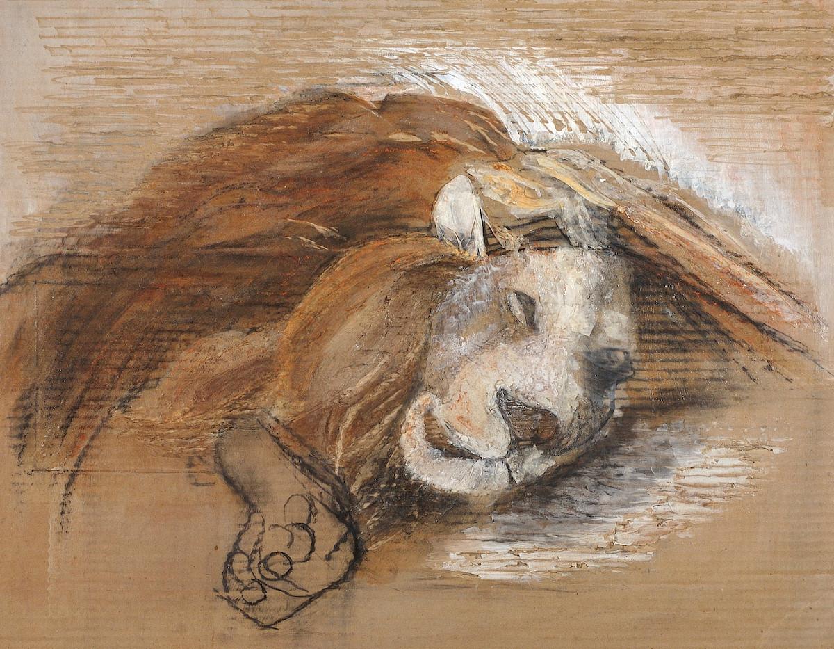 sleeping lion 1998.jpg