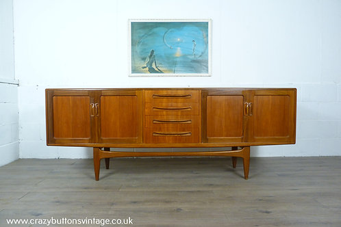 G Plan Fresco Long john sideboard