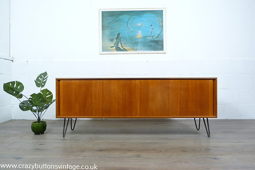 G Plan form five 5 teak sideboard