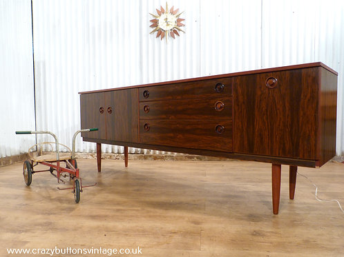 Greaves and Thomas Rosewood sideboard