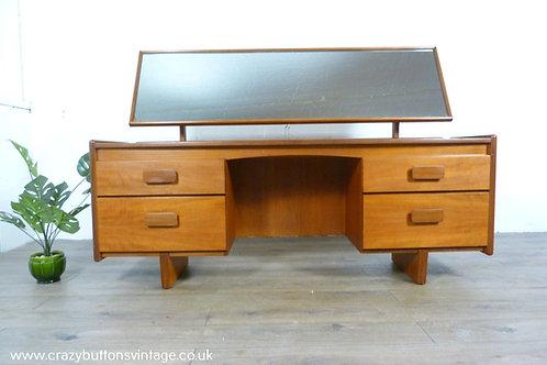 White & Newton teak dressing table