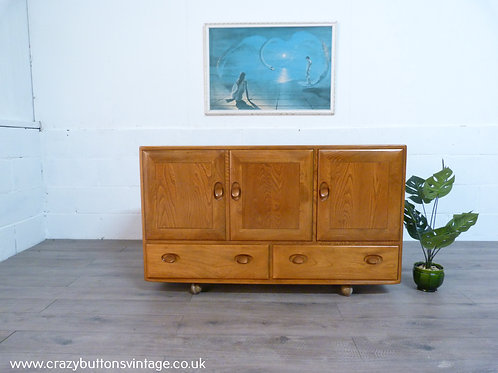 Ercol windsor elm sideboard