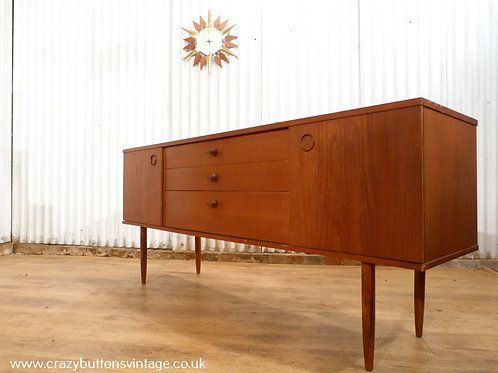 Avalon teak sideboard